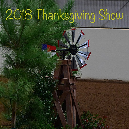 2018 Thanksgiving Show